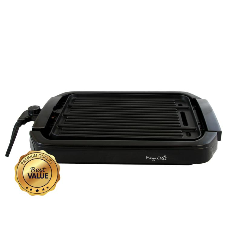 Megachef Reversible Grill/Griddle