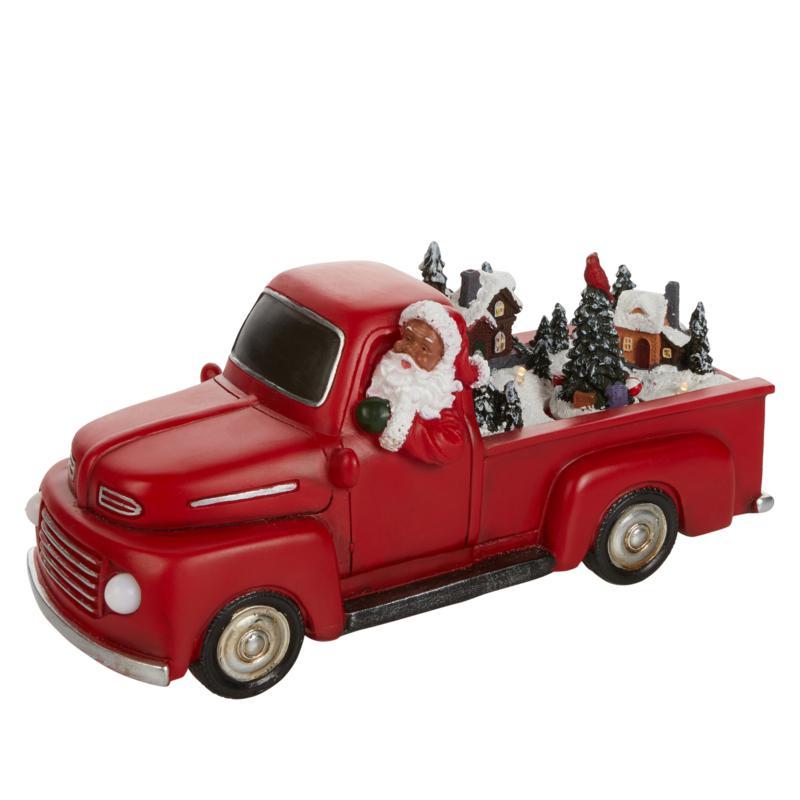 Mr. Christmas Animated Vintage Truck