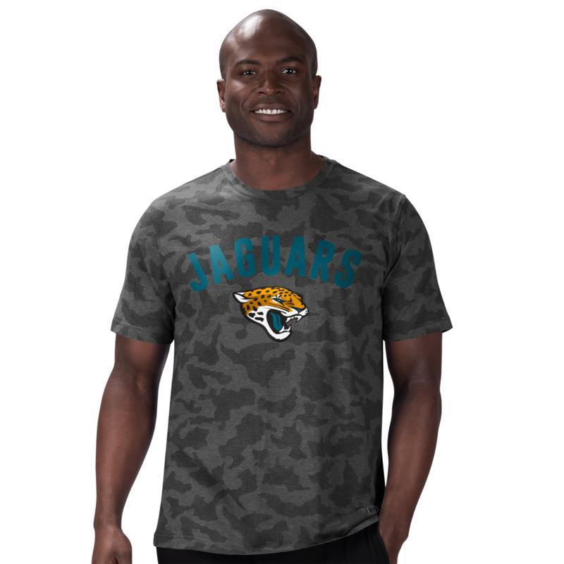MSX by Michael Strahan Men's NFL Camo Short-Sleeve Tee by Glll