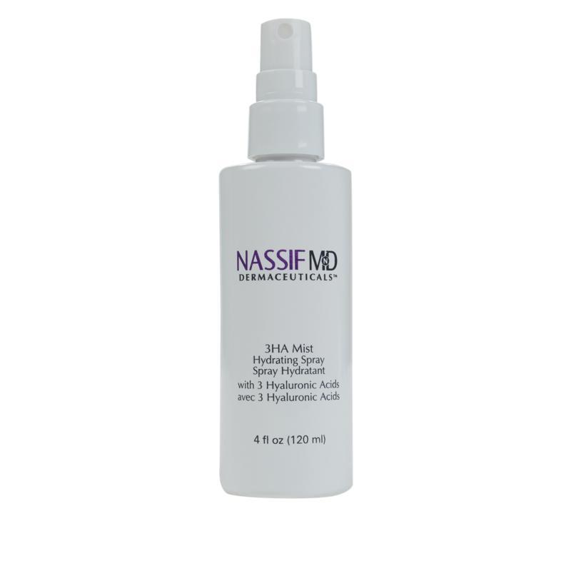 NassifMD® 3HA Mist Hydrating Spray - 4 fl. oz.