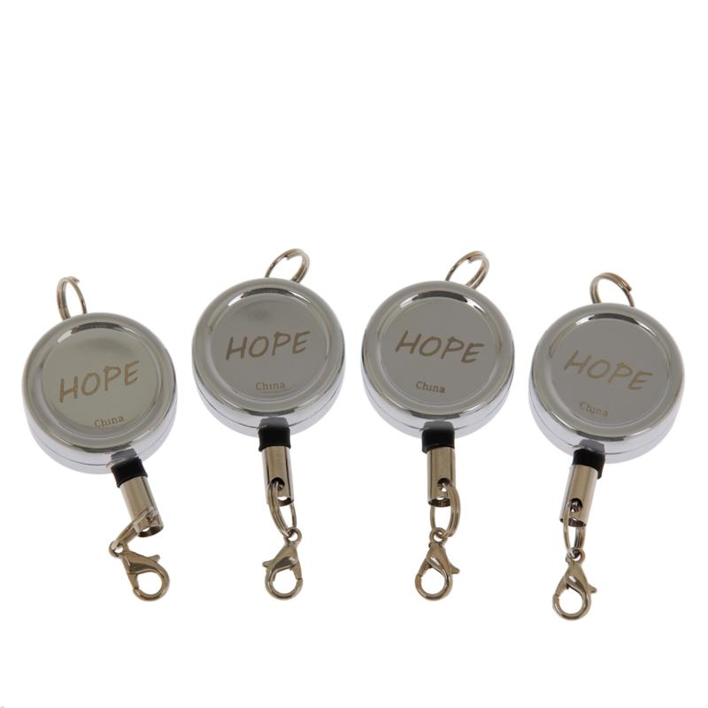 Necklace Express Retractable Cord Necklace Extenders Set of 4