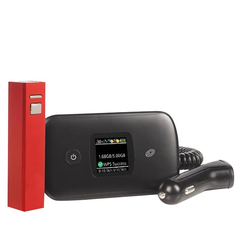 Net10 Moxee Hotspot with 10GB Data for 1 Year and Power Bank