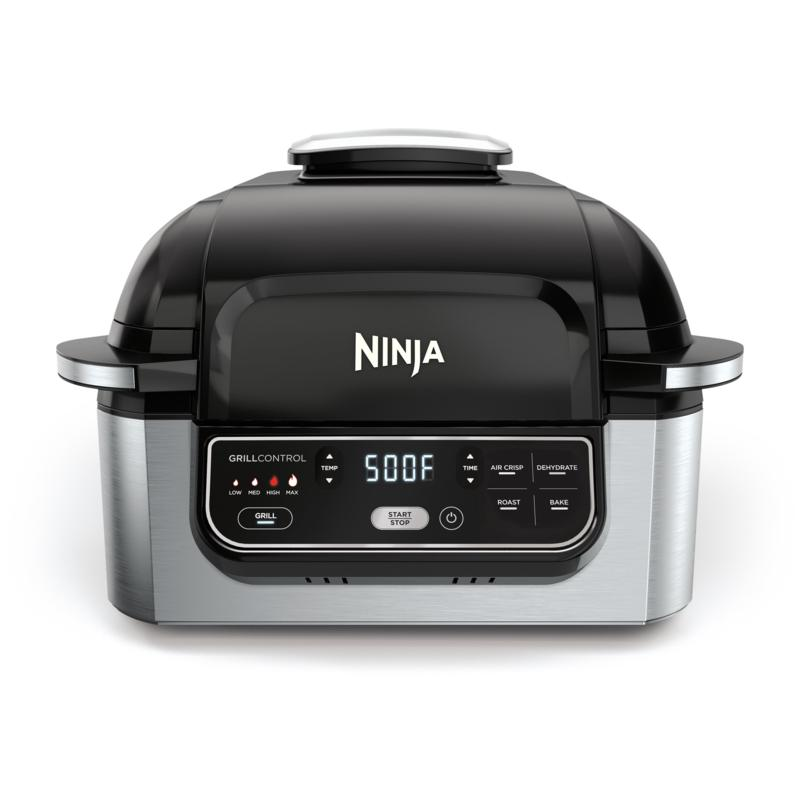 Ninja Foodi 5-in-1 Indoor Grill with Skewers