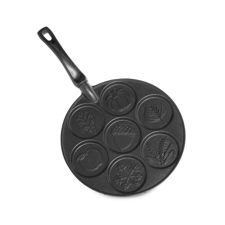 Nordic Ware Autumn Leaves Pancake Pan