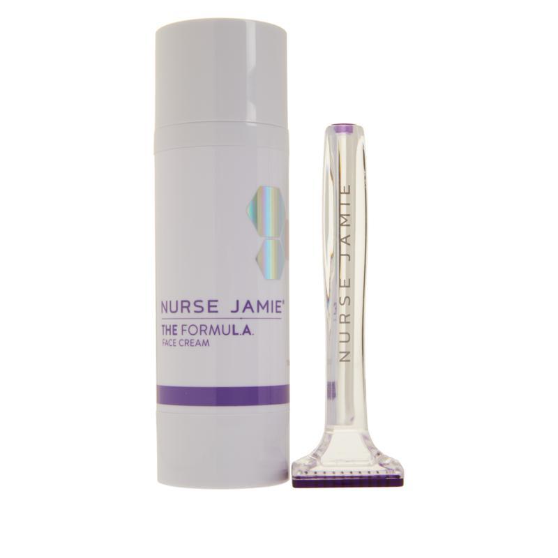 Nurse Jamie Beauty Stamp & FormuL.A. Face Cream Set