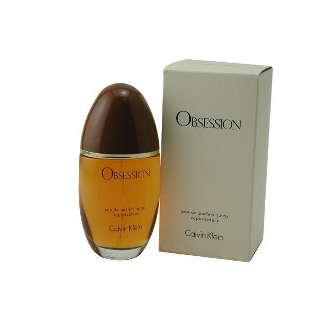 Obsession - Eau De Parfum Spray 3.4 Oz