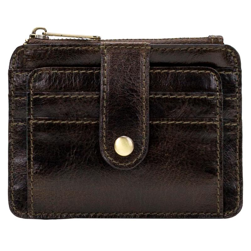 Patricia Nash Cassis Leather ID Wallet