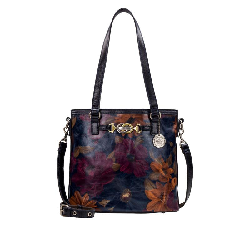 Patricia Nash Lundy Leather Convertible Crossbody
