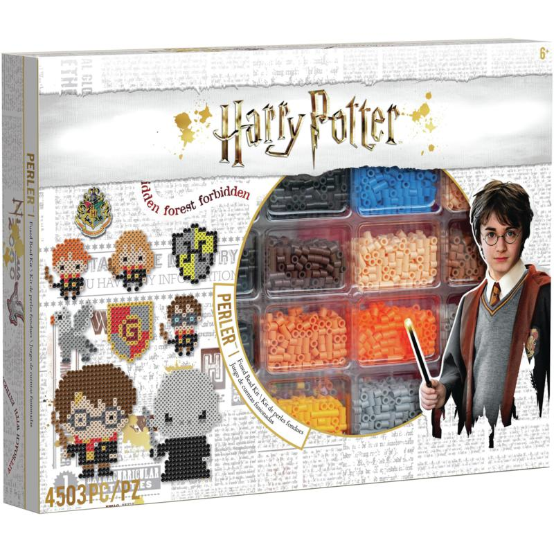 Perler Deluxe Fused Bead Kit - Harry Potter