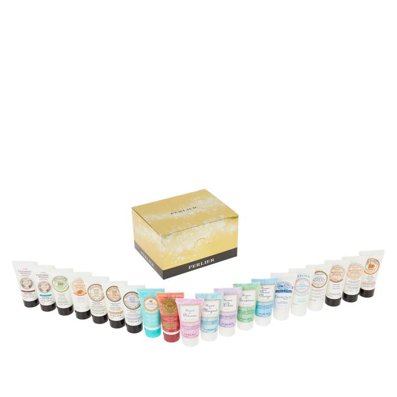 Perlier 20-Piece Mini Hand Cream Set
