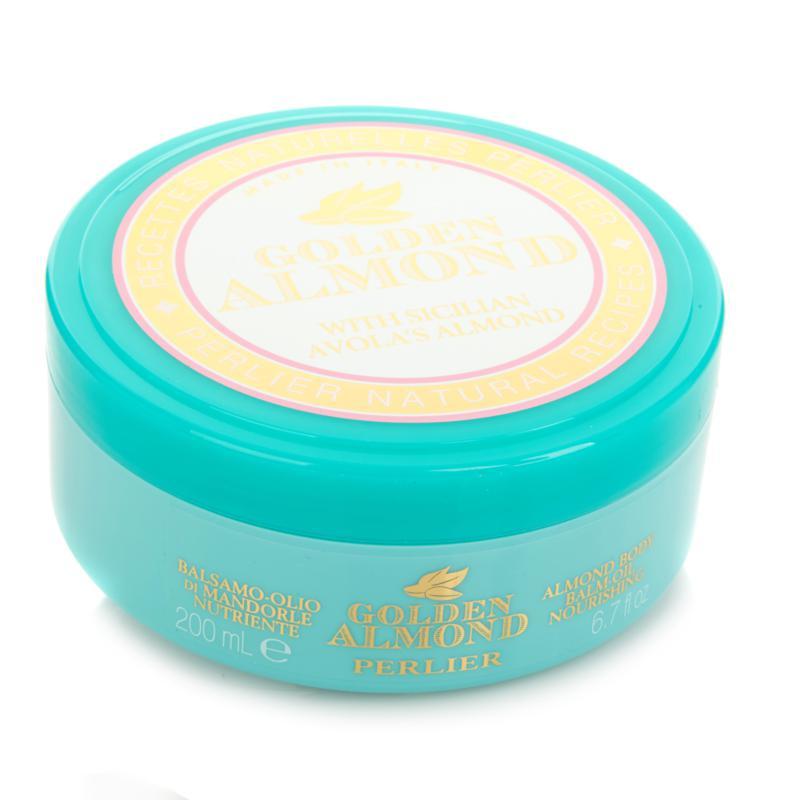 Perlier Golden Almond Body Cream