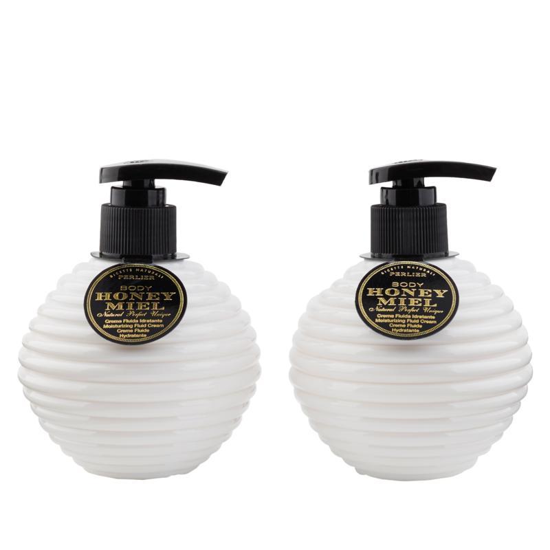 Perlier Honey Body Cream 2-pack