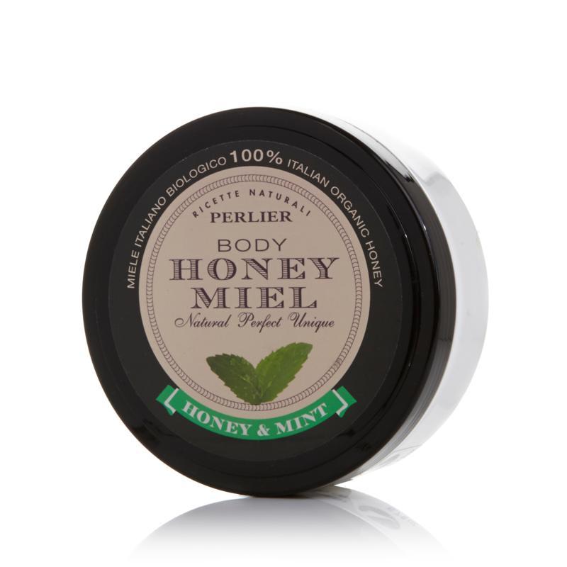 Perlier Honey Mint Foot Butter