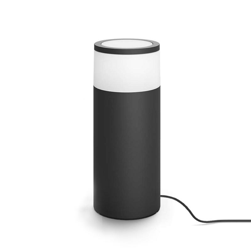 Philips Hue Outdoor White/Color Ambiance Calla Bollard Light Extension
