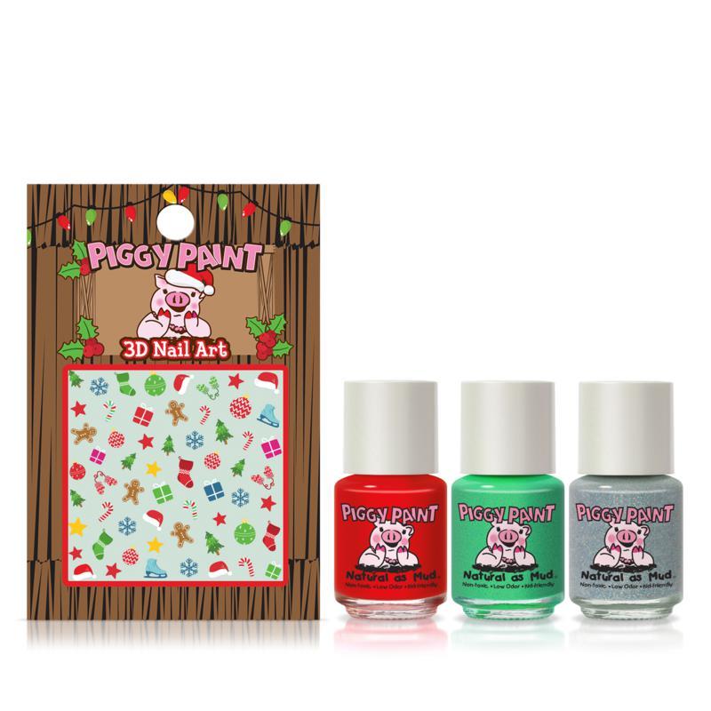 Piggy Paint Santa's Sweetie 3-pack