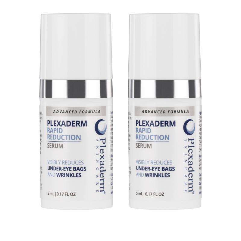 Plexaderm Rapid Reduction Serum 2-pack