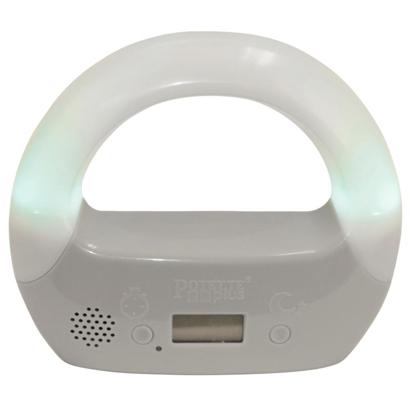 Potette by Kalencom Plus 3-in-1 PottyTraining Timer,Nightlight,Soother