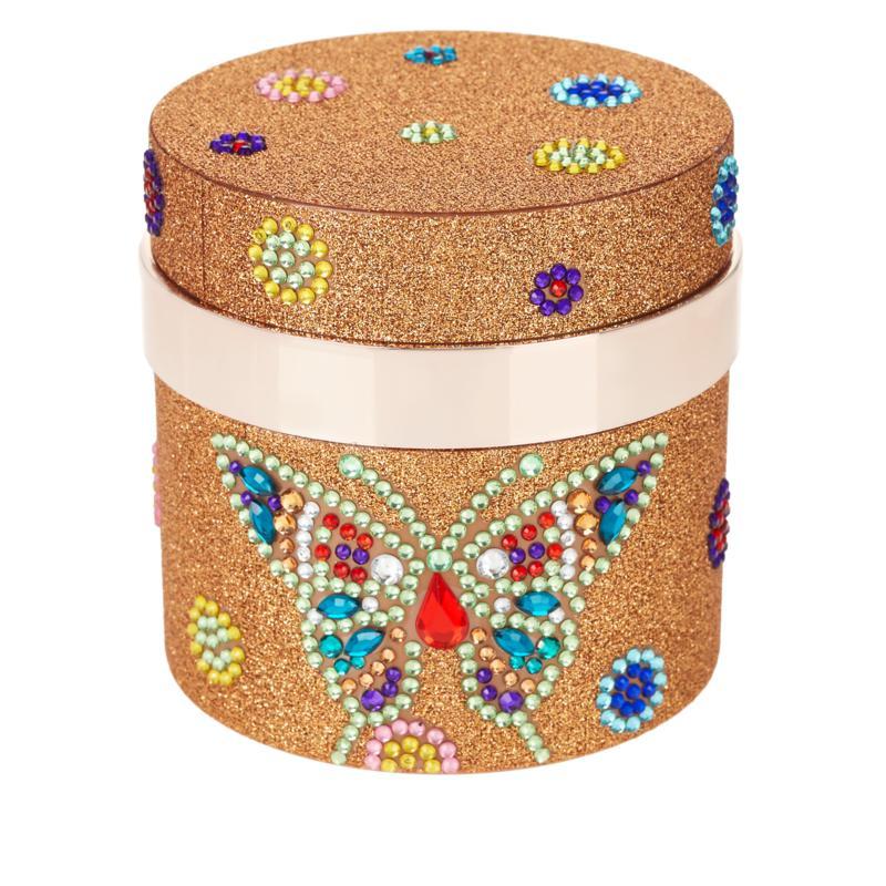 PRAI 3.4oz 24K Rose Gold Wrinkle Repair Night Butter in Butterfly Jar