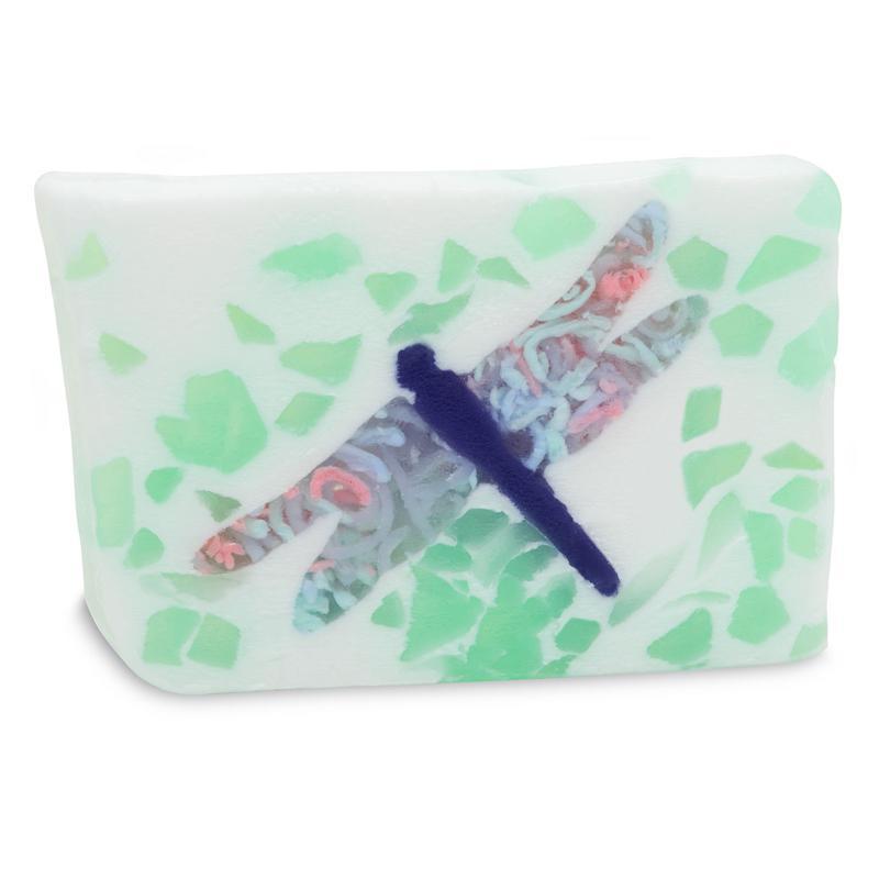 Primal Elements 6 oz. Glycerin Bar Soap - Dragonfly