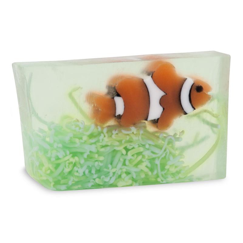 Primal Elements 6 oz Glycerin Soap - Clownfish