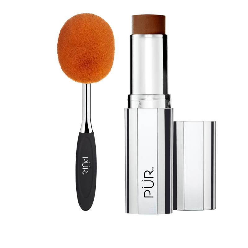 PUR 4-in-1 Deep Foundation Stick with Brush