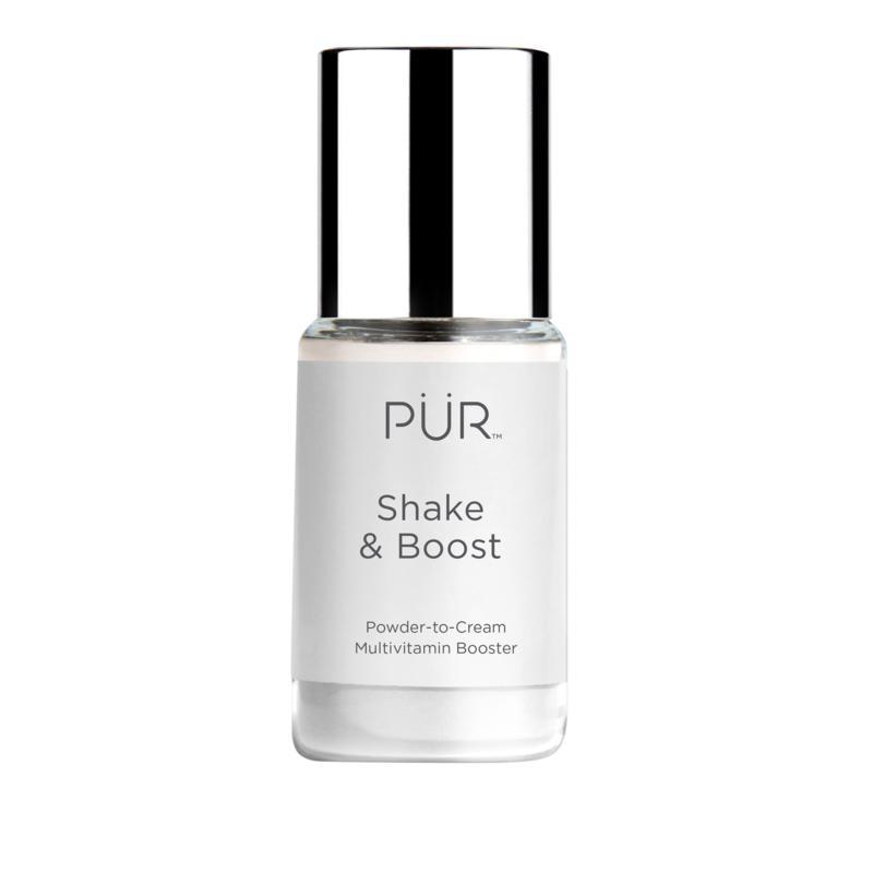 PUR Shake & Boost Powder-to-Cream Multivitamin Booster