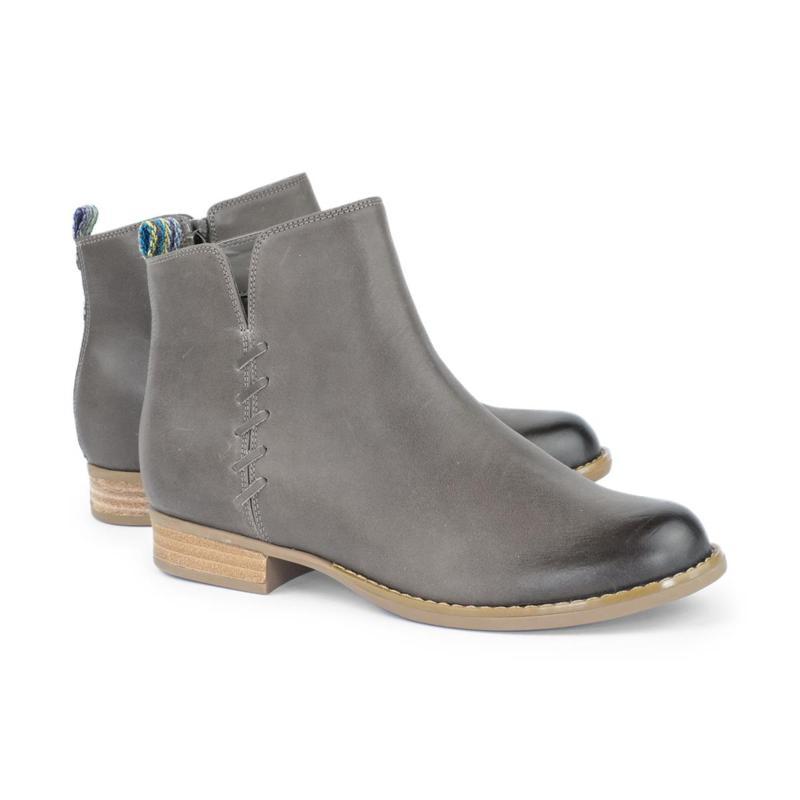 Revitalign Santiago Full Grain Leather Boot