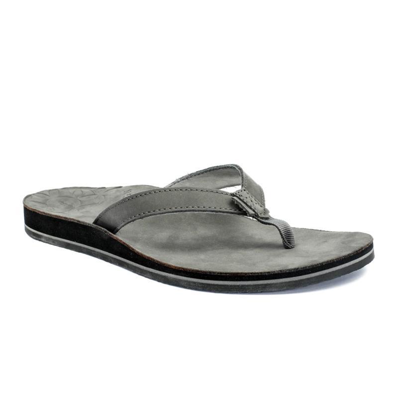 Revitalign Zuma Flip Flop Leather Sandal