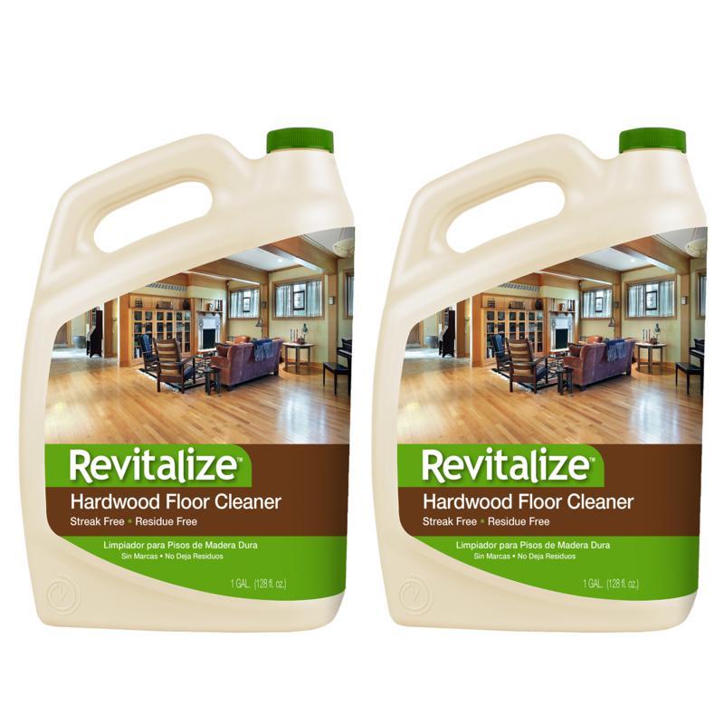 Revitalize 128 oz. Hardwood Floor Cleaner