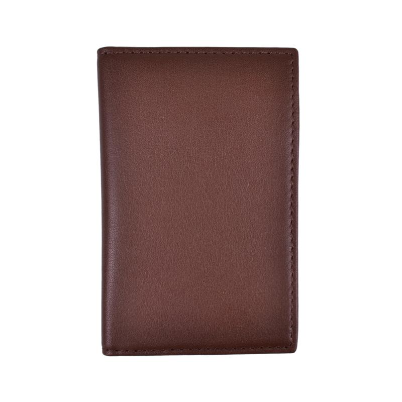 Royce Leather RFID Card Case