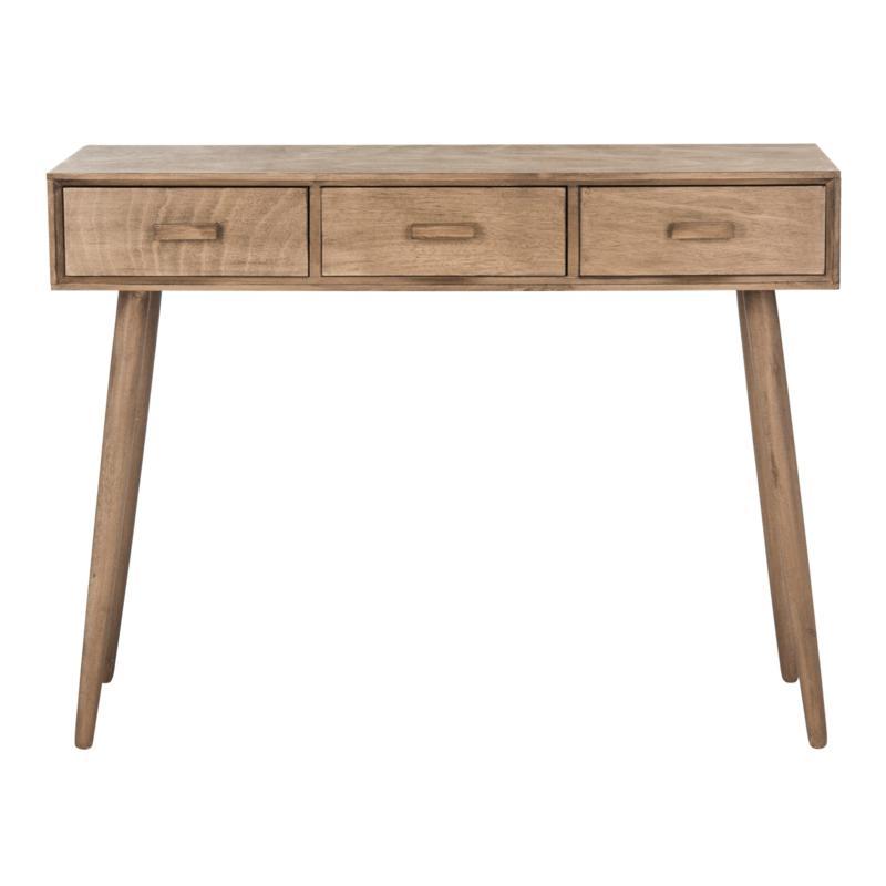 Safavieh Albus 3 Drawer Console Table