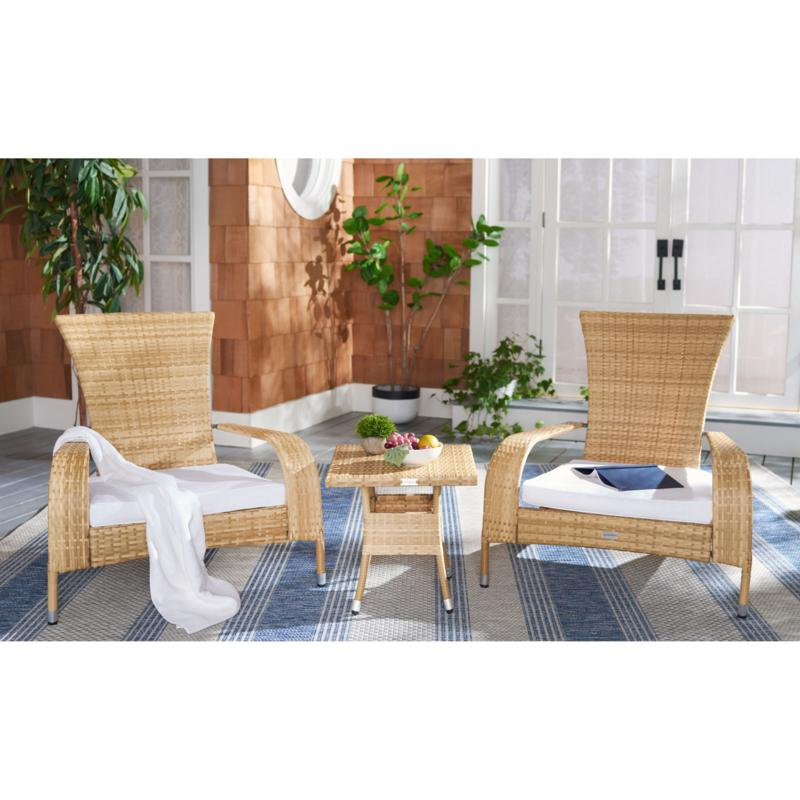Safavieh Edna 3-Piece Lounge Set