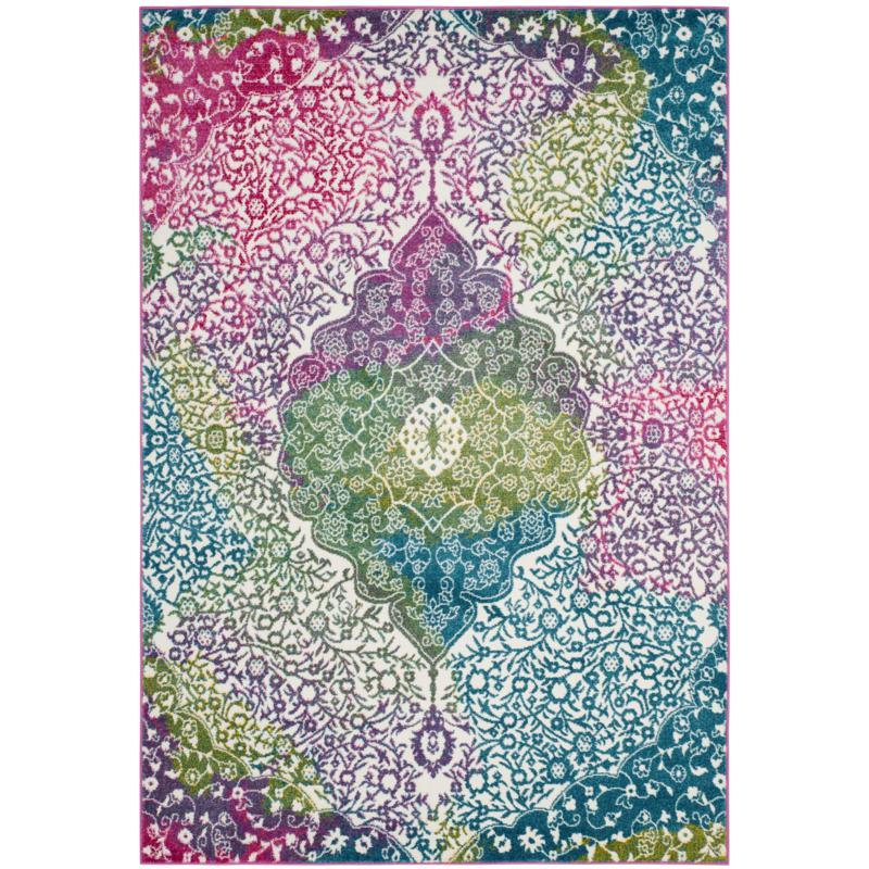 Safavieh Watercolor Thora Rug - 5-1/4' x 7-1/2'