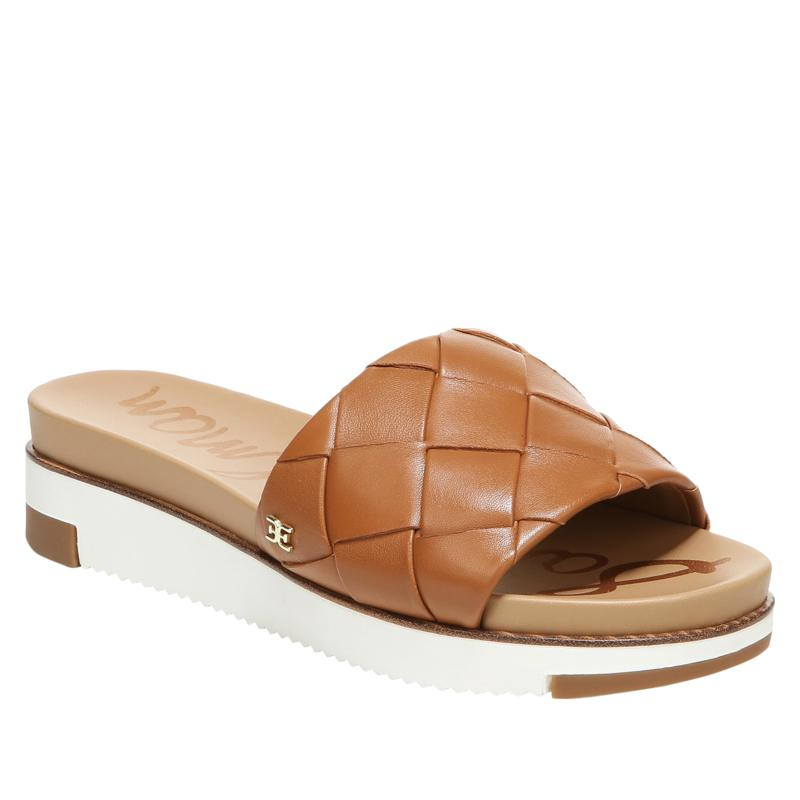 Sam Edelman Adaley Woven Leather Slide