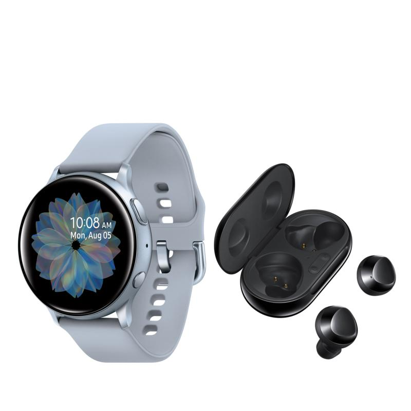 Samsung Galaxy Watch Active 2 44mm with Galaxy Buds Plus and Voucher