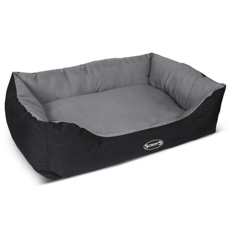 Scruffs Expedition Box Bed (Small) - Graphite Grey
