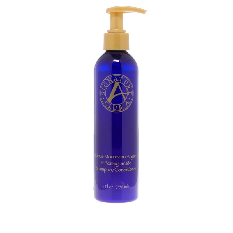 Signature Club A Precious Argan Oil Shampoo/Conditioner
