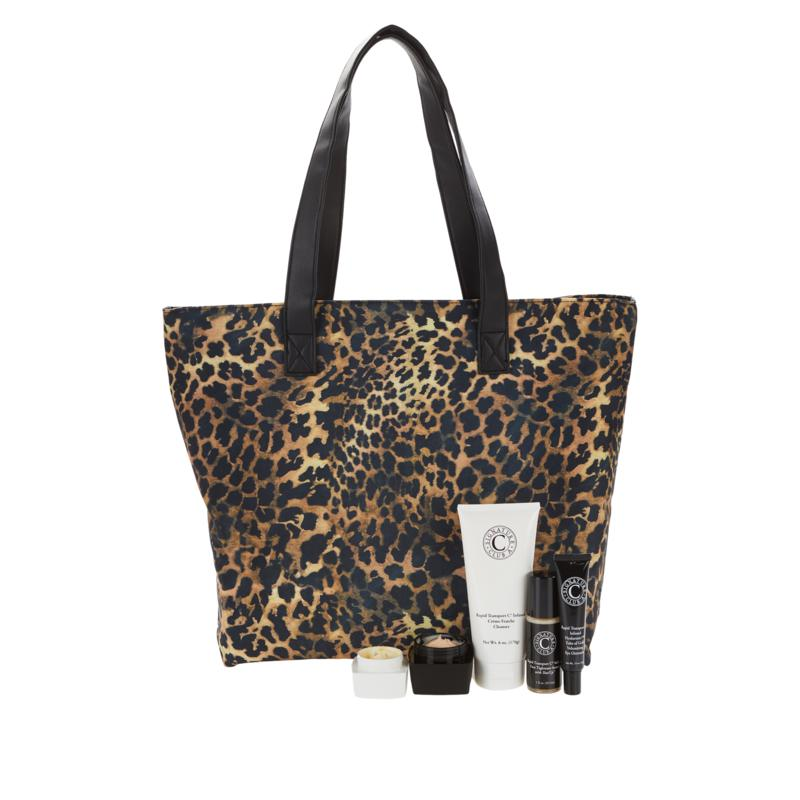 Signature Club A RTC Infused Optimal Age Defying Solution Set w/ Tote