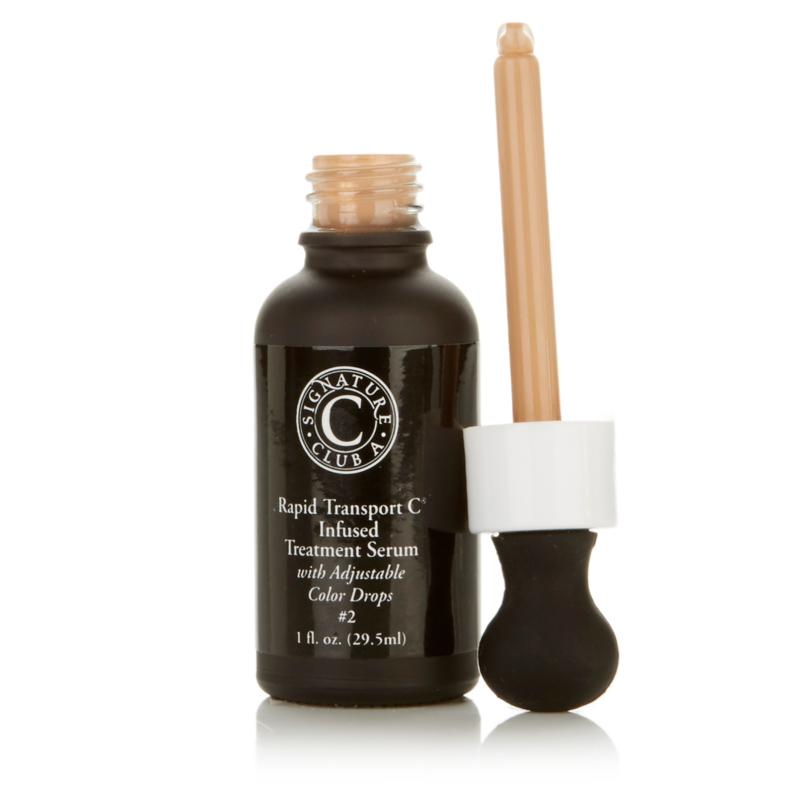 Signature Club A RTC Serum with Adjustable Color Drops