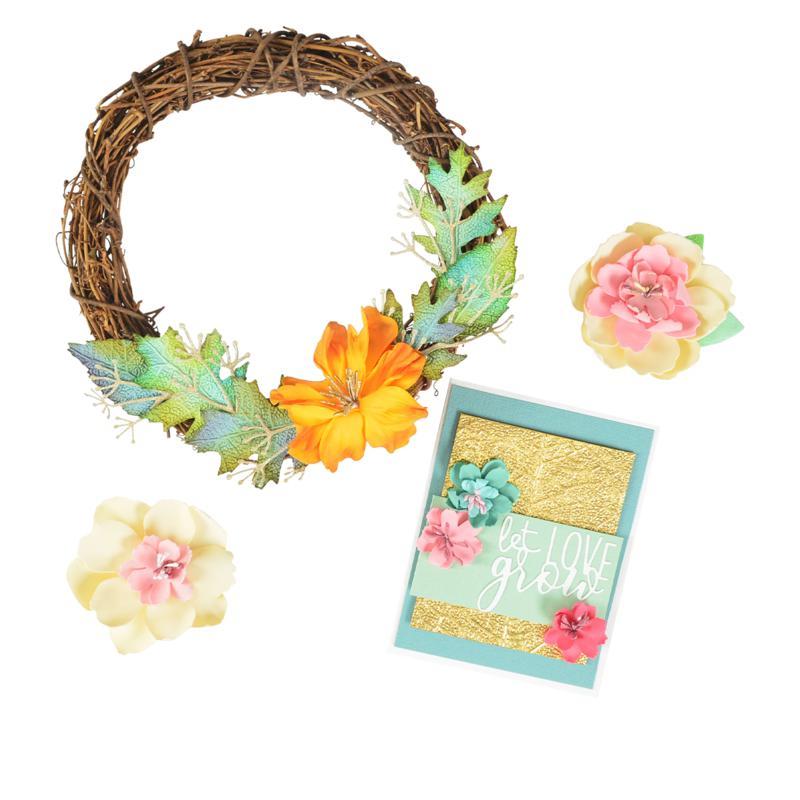 Sizzix® Floral Sculpting Bundle