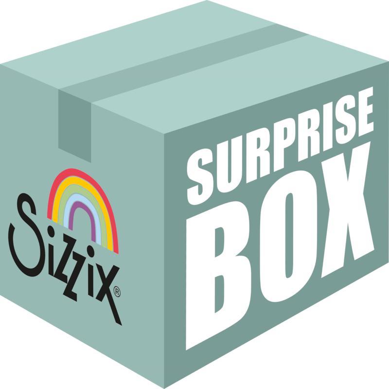 Sizzix Summer Surprise Craft Box