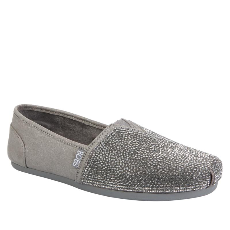 Skechers BOBS Plush Lil Jewel Slip-On Shoe