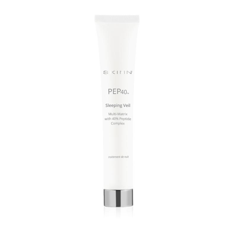 Skinn® Cosmetics PEP40 Sleeping Veil Overnight Treatment Gel - 9151372 | HSN