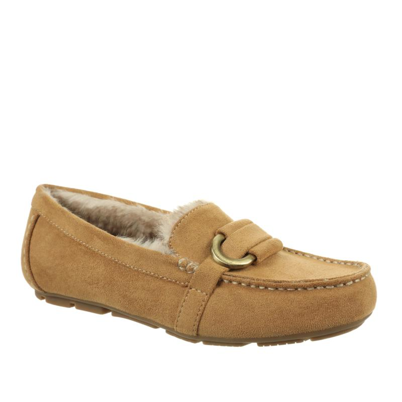 Soul Naturalizer Swiftly Slip-On Faux Fur Lined Loafer