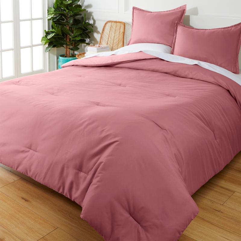 South Street Loft 3-piece Tonal Color Comforter Set