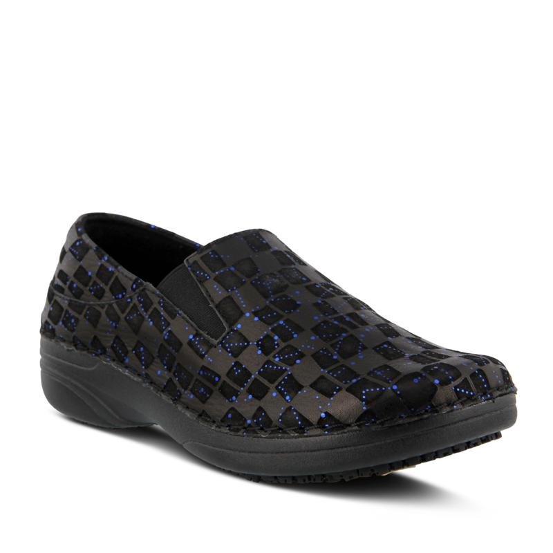 Spring Step Professional Manila-Vangogh Slip-On Shoes