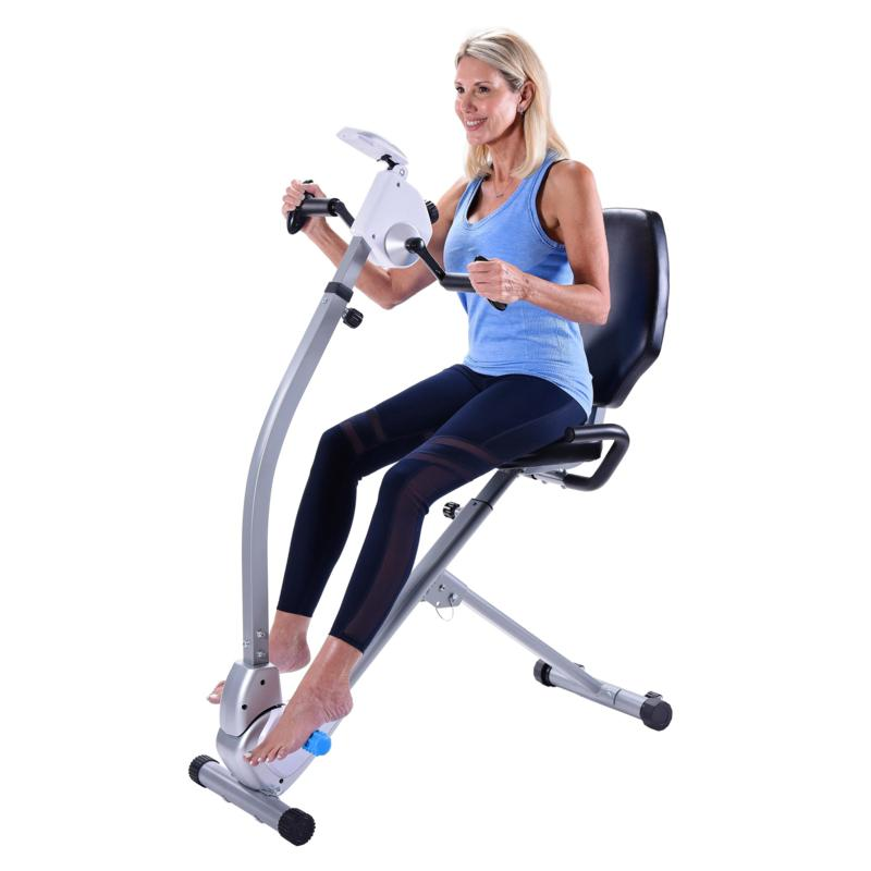 Stamina® Seated Upper Body Exercise Bike