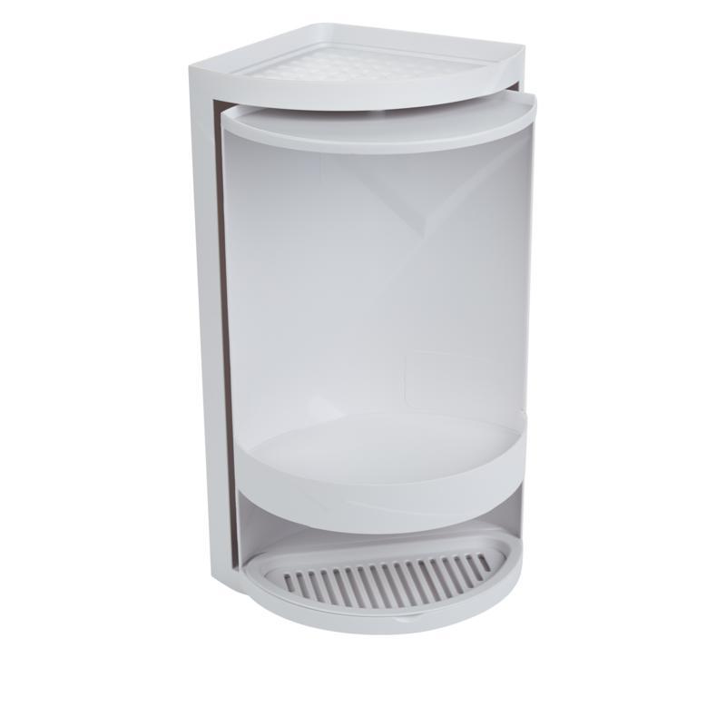 StoreSmith 360 Degree Countertop Corner Cabinet