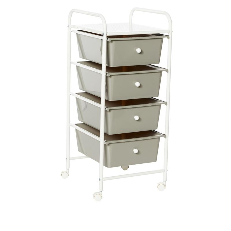 StoreSmith Multi-Purpose 4 Tier Cart