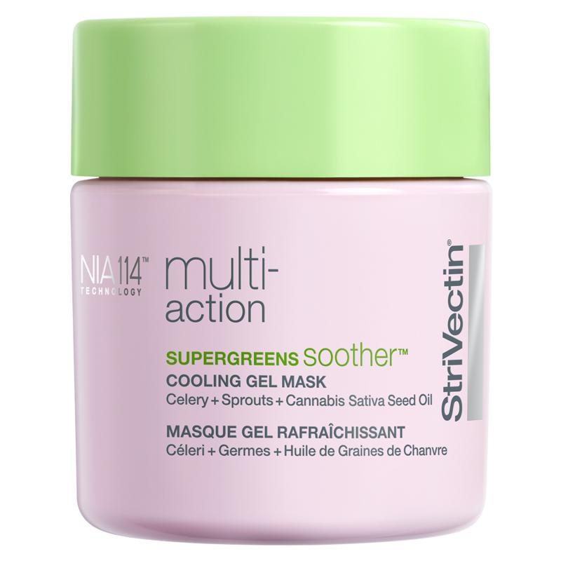 StriVectin Supergreens Soother Cooling Gel Mask